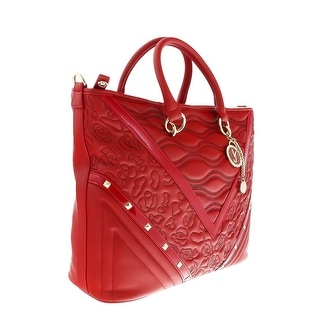 Versace EE1VOBBK2 E500 Red  Shoulder Bag - 14-12-6