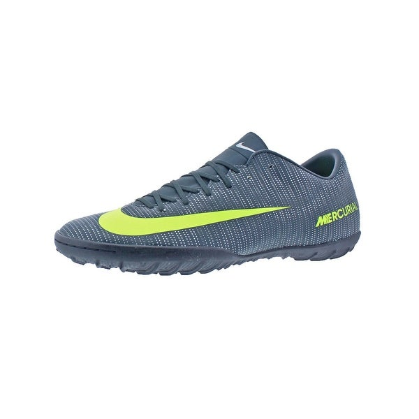 080011728473 Nike Mens Mercurialx Victory VI CR7 TF Soccer Shoes Non Marking Glitter -  11 medium (
