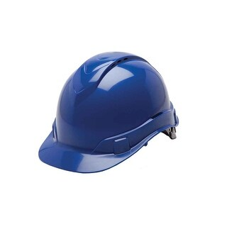 Pyramex Safety Products Ridgeline Cap Style Vented Hard Hat - Rl Vented Cap Style 4 Pt Ratchet