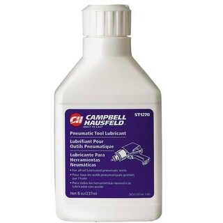 Campbell Hausfeld ST127012AV Air Tool Oil, 8 Oz