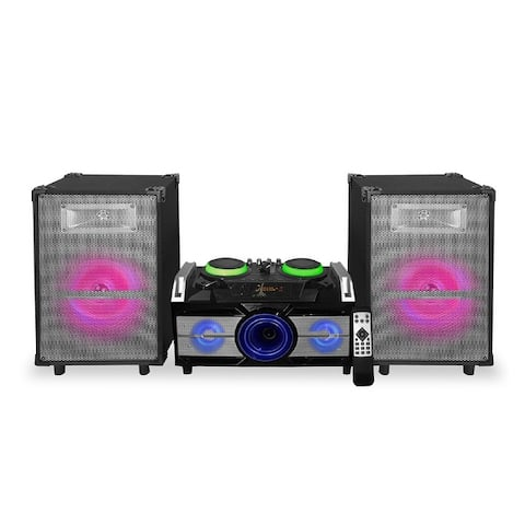Technical Pro Bluetooth System with Karaoke Function