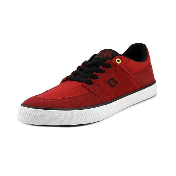 DC Shoes Wes Kremer 2 S Red/Black Skateboarding Shoes