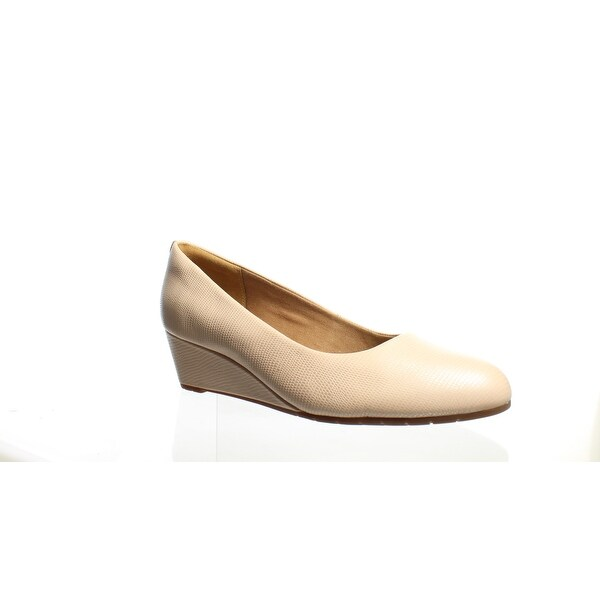 da3cd4b07 Shop Clarks Womens Vendra Bloom Pink Pumps Size 10 - On Sale - Free ...