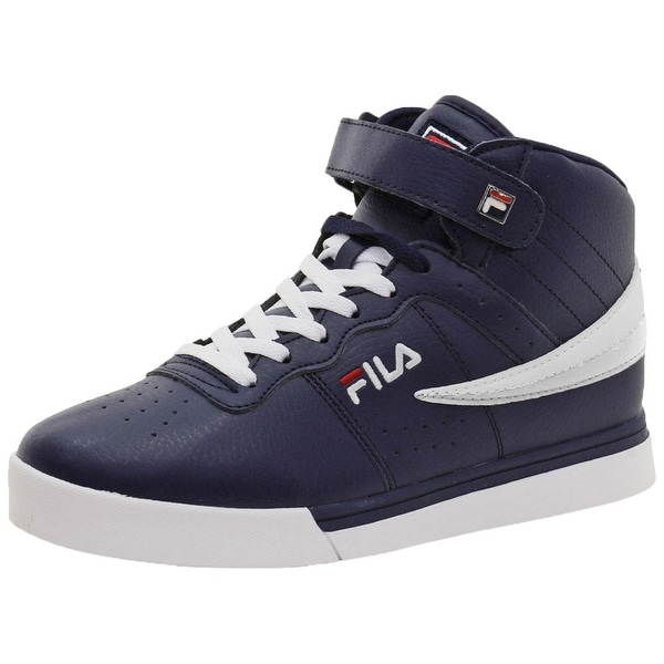 Fila Men's Vulc 13 Mid Plus Retro Shoes Sneakers