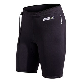 NeoSport Mens X-Span 1.5mm Shorts XXL Black