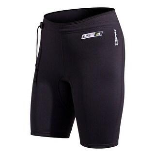 NeoSport Mens X-Span 1.5mm Shorts M Black