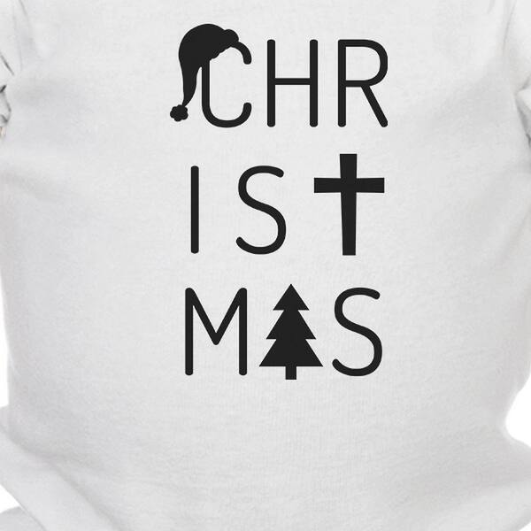 Christmas Gifts For New Parents.Shop Letters Christmas Baby Bodysuit Cute Holiday Gifts For