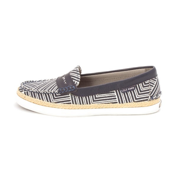 Cole Haan Womens Riverasam Closed Toe Loafers - 6