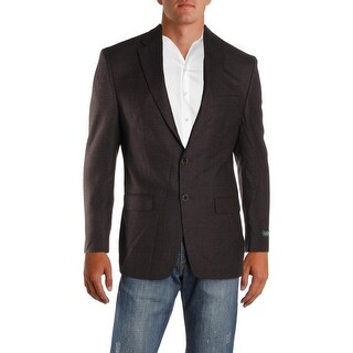 Lauren Ralph Lauren Mens Sportcoat Wool Business Wear - 38r