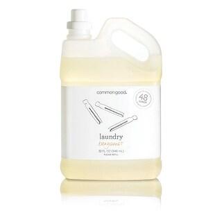 Common Good Laundry Detergent, Bergamot Scent, 32oz
