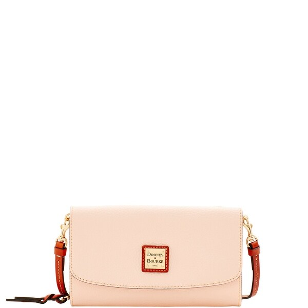 Dooney & Bourke Pebble Grain Clutch Wallet (Introduced by Dooney & Bourke at $178 in Apr 2017)