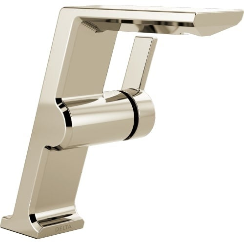 Delta 699-DST Pivotal 1.2 GPM Single Hole Bathroom Faucet with ...
