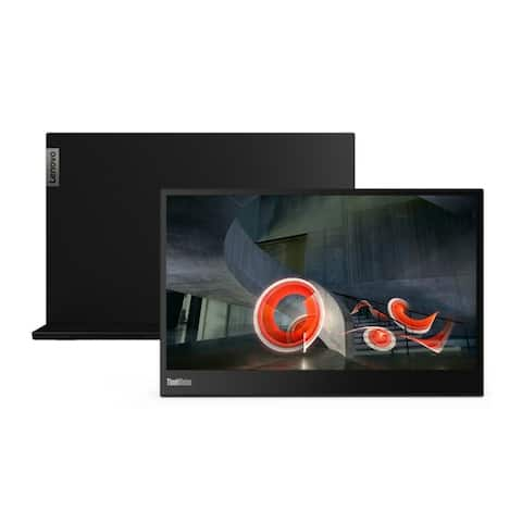 Lenovo ThinkVision M14 14-Inch Full HD WLED LCD Monitor