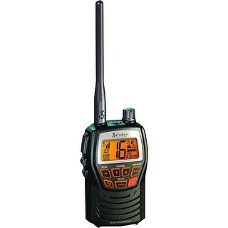 Cobra MR HH125 3W Handheld VHF Radio