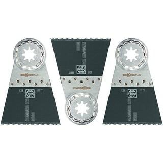 "Fein 63502134270 StarlockPlus E-Cut Standard Oscillating Saw Blades, 2-9/16"""