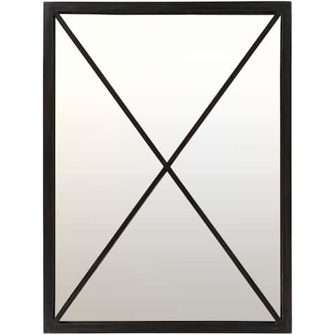 """Klammath Wall Mirror (30 x 40) - 30"""" x 40"""""""