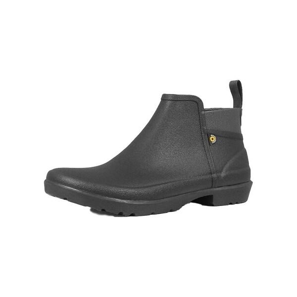 Bogs Outdoor Boots Womens Flora Bootie Pull On Waterproof