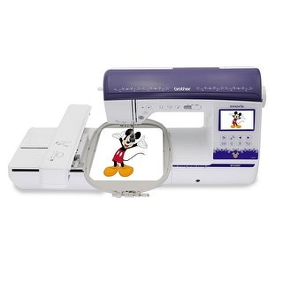 Brother BP3500D Sewing and Embroidery Machine with Disney Designs