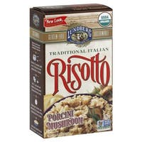 Lundberg Family Farms Risotto Porcini Mushroom - Case of 6 - 5.9 oz.