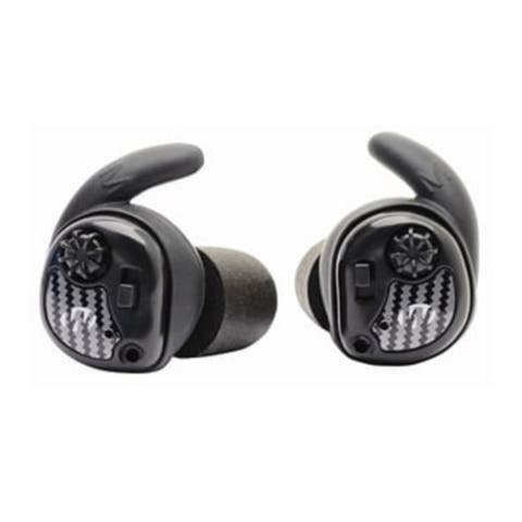 Walker's Silencer In-Ear Buds (Black/Carbon)