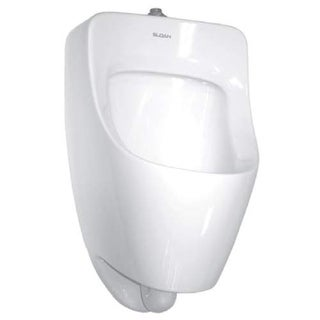 Sloan SU-7006-A Efficiency 1 GPF Small Urinal with Top Spud Placement