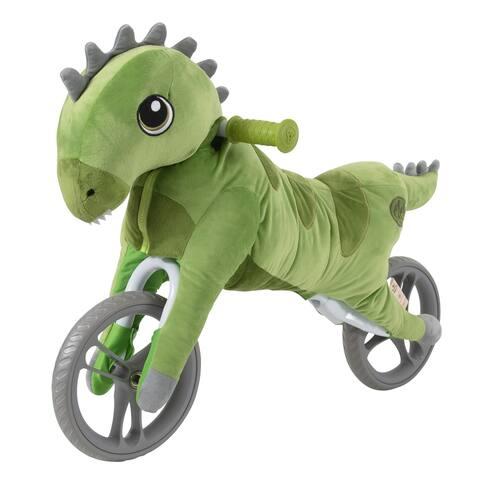 My Buddy Wheels Dinosaur Balance Bike with Plush Toy 2 Years plus