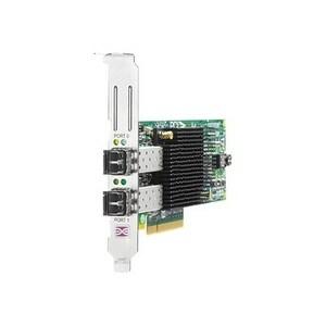 Hewlett Packard AJ763B HP 82E 8Gb 2-port PCIe Fibre Channel Host Bus Adapter - 2