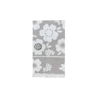 Foreside Home and Garden Hand Woven Rynn Tea Towel