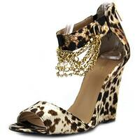 Thalia Sodi Womens ARABEL Fabric Open Toe Special Occasion Ankle Strap Sandals