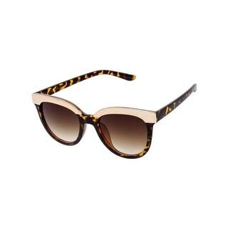 Kathy Ireland Womens Cat Eye Sunglasses Tortoise Fashion - Brown - O/S