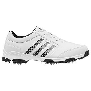 Adidas Men's Pure 360 Lite Running White/Core Black Golf Shoes Q46893 / Q44808