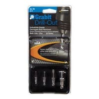 """Alden 4017P Drill-Out Power Extractor Kit, 1/4""""-6 mm"""