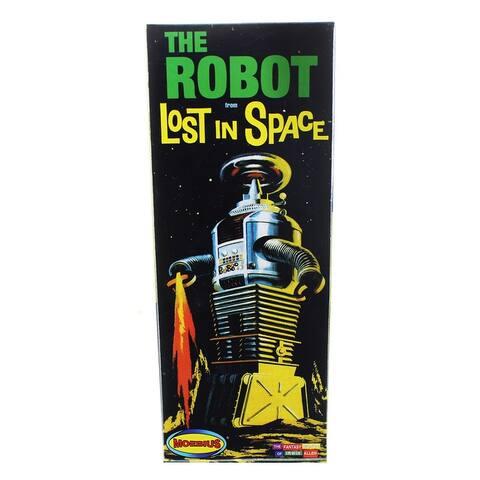 Lost In Space The Robot 1:24 Model Kit - Multi