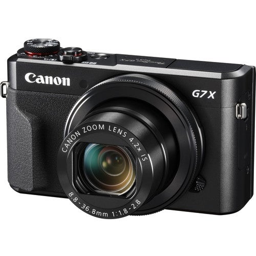 Canon PowerShot G7X Mark II 20.1 Megapixel Digital Camera
