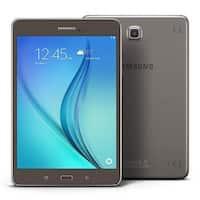 Samsung Sm-T350nzaaxar 16Gb Galaxy Tab A 8.0 Inch Wi-Fi Titanium Tablet