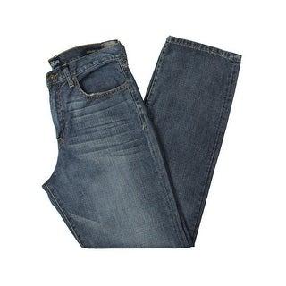 Lucky Brand Mens 329 Classic Straight Jeans Denim Slim Leg - 33/32