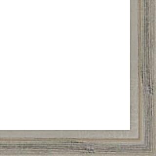 """Picture Frame Fillet (Wood) - Fillet Silver Finish - 0.625"""" width - """" rabbet depth"""