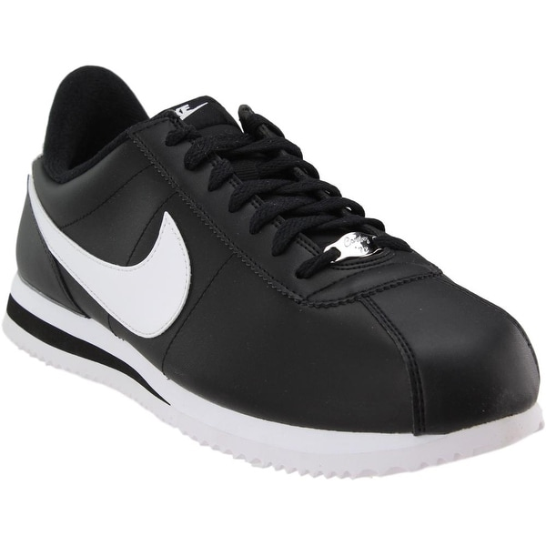 new arrival 41184 120fd Nike Mens Cortez Basic Leather Casual Sneakers Shoes