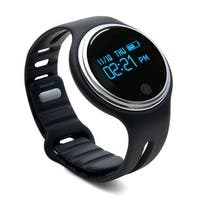 Waterproof Fitness Tracker Waterproof Watch Smart Wrist Band w/ Touch Screen for iphone Android