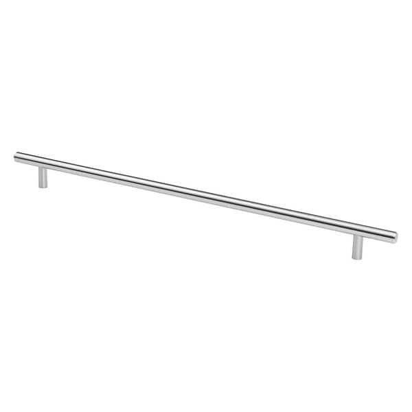 "Miseno MCH-15-BP 15"" Center to Center Bar Cabinet Pull - satin nickel - n/a"