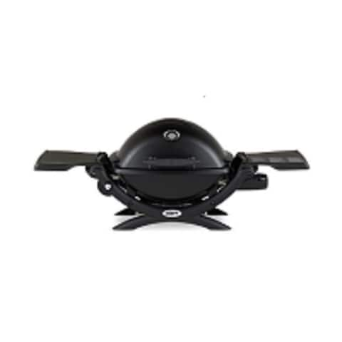 Weber Q 1200 Gas Grill - LP Gas (Black)