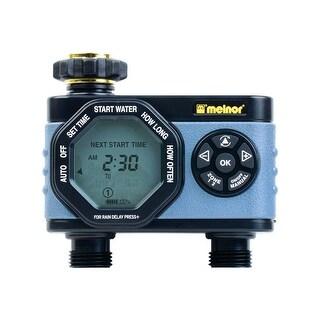 Melnor 73100 HydroLogic Programmable Water Timer
