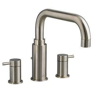 American Standard T064.900  Serin Deck Mounted Roman Tub Filler with Built-In Diverter