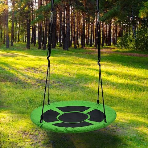 Heavy Duty Net Swing Sets for Backyard - M
