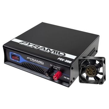 Fully Regulated Low Ripple 30-Amp Switching DC Power Supply