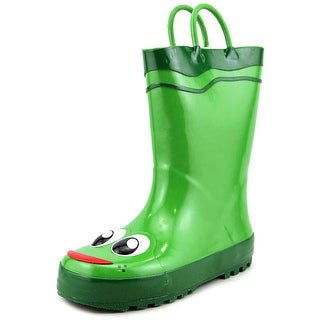 Western Chief Frog Rain Boot Round Toe Synthetic Rain Boot