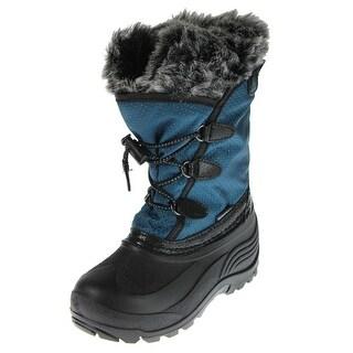 Kamik Girls Powdery Winter Boots Little Kid Waterproof