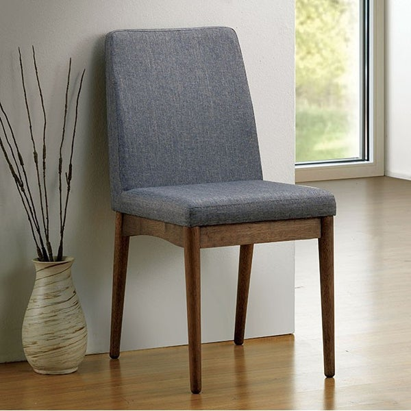 Mid-Century Modern Side Chair Set Of 2
