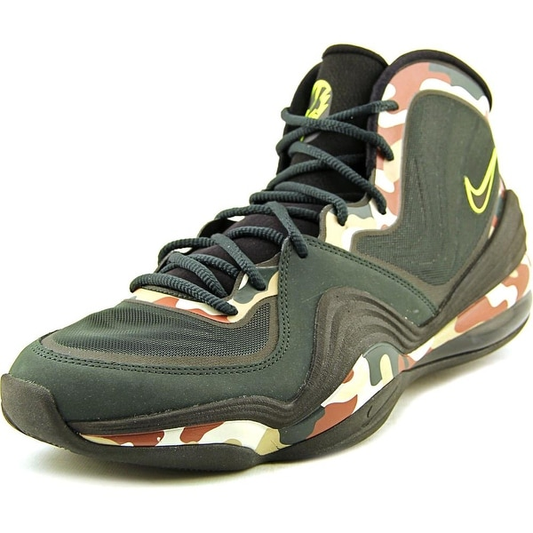 Nike Air Penny V Men Round Toe Synthetic Basketball Shoe