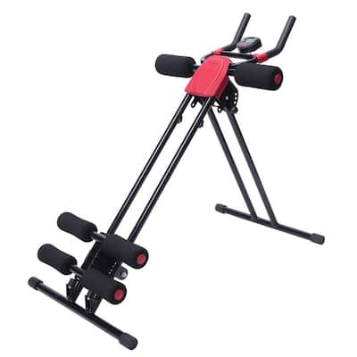 Straight Linear Type Powerful Private Fitness Club Abdomen Exerciser